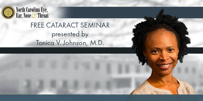 Free Cataract Seminar